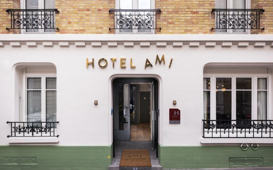 Hotel Ami - Façade