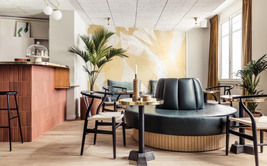 Hotel Ami - Lobby